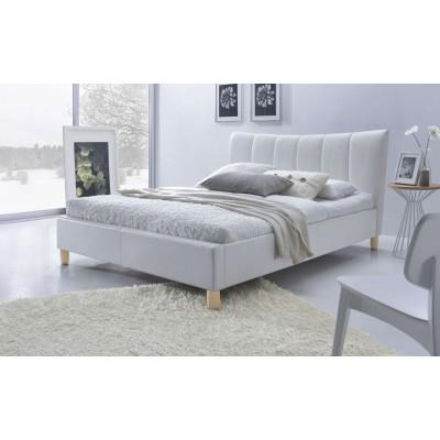 Кровать HALMAR SANDY белая