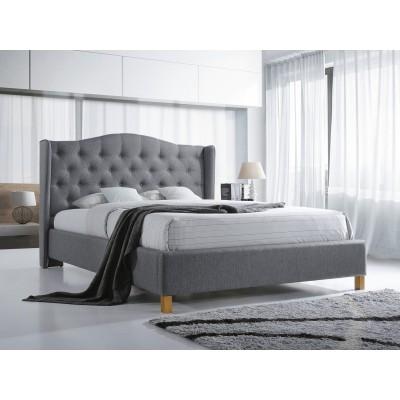 Кровать SIGNAL ASPEN серый, 180/200
