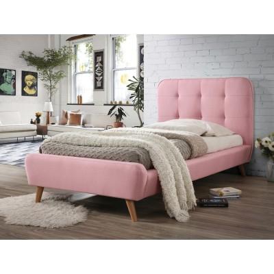 Кровать SIGNAL TIFFANY розовый, 90/200