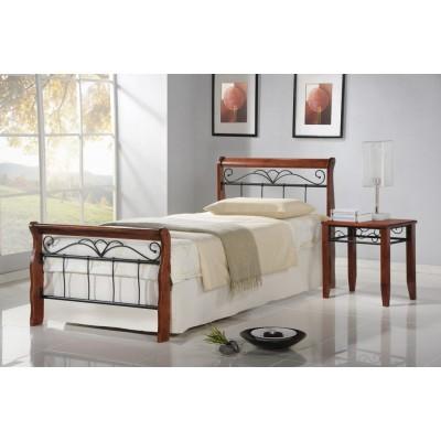 Кровать HALMAR VERONICA 90 античная черешня