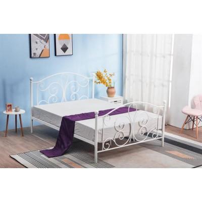 Кровать HALMAR PANAMA белый, 120/200 NEW