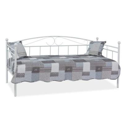 Кровать SIGNAL ANKARA белая