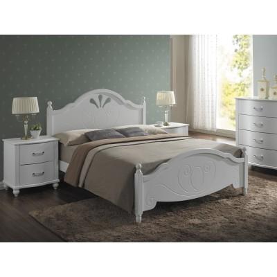 Кровать SIGNAL MALTA белая