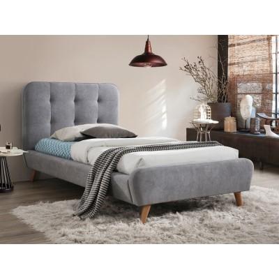 Кровать SIGNAL TIFFANY темно-серый, 90/200