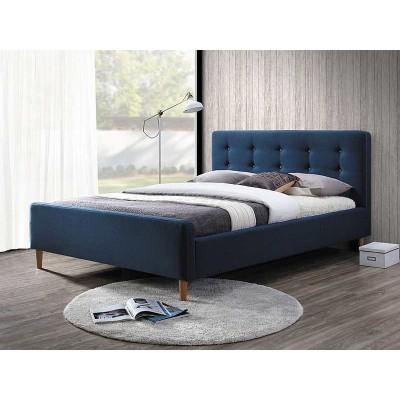 Кровать SIGNAL PINKO темно-синий, 160/200