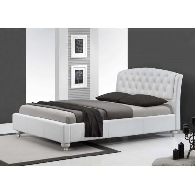Кровать HALMAR SOFIA белая