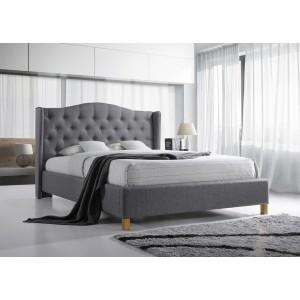 Кровать SIGNAL ASPEN серый, 160/200