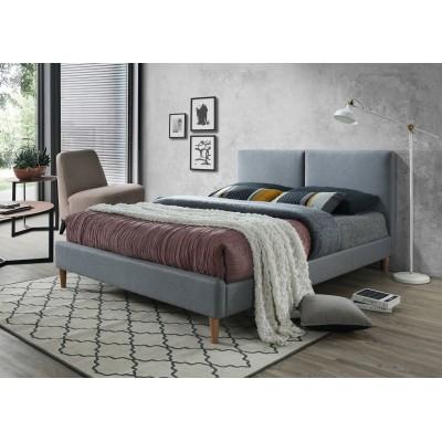 Кровать SIGNAL ACOMA серый/дуб, 160/200 NEW