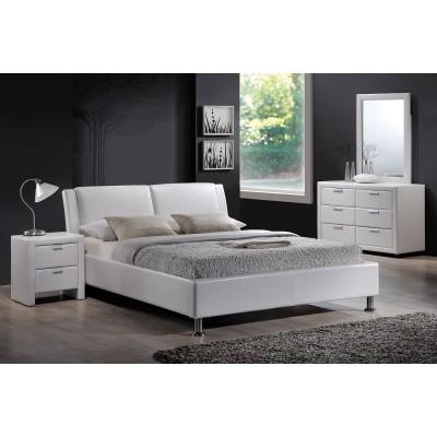 Кровать SIGNAL MITO 140 белая