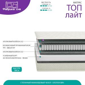 Матрас Фабрика Сна Топ Лайт