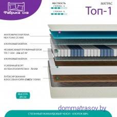 Матрас Фабрика Сна Топ-1