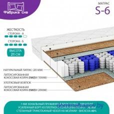 Матрас Фабрика сна S6