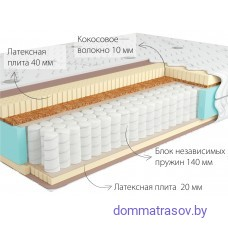 Матрас Kondor Bora 3 Hard